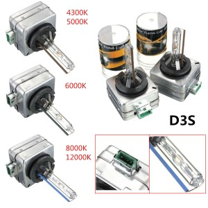 2x 55W D3S OEM HID Xenon Headlight Bulb Lamp Replacement for Philips or OSRAM